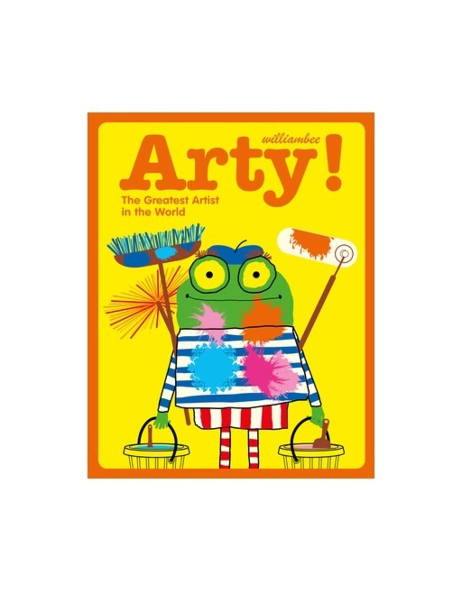 Arty: The Greatest Artist