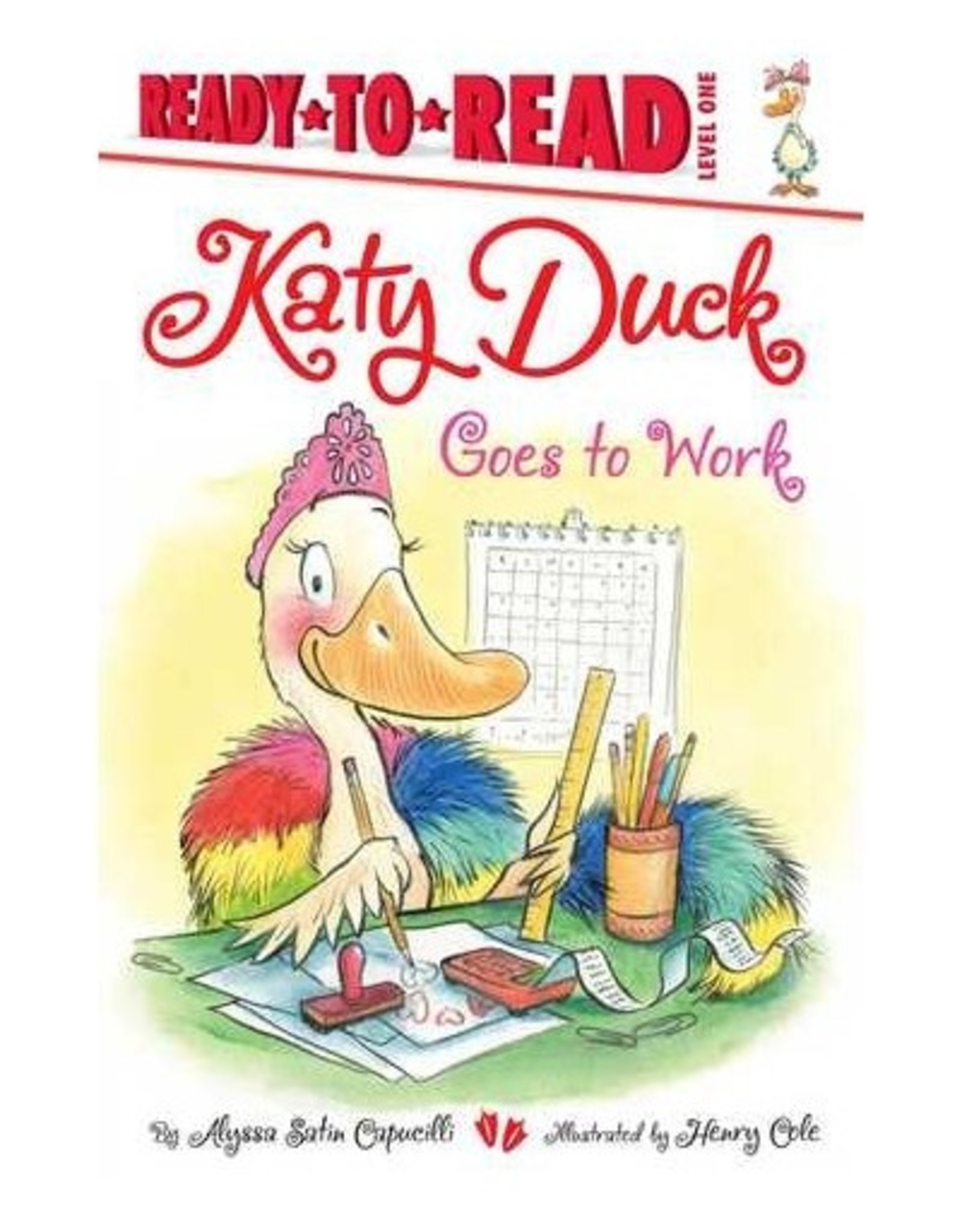 Katy Duck Goes to Work