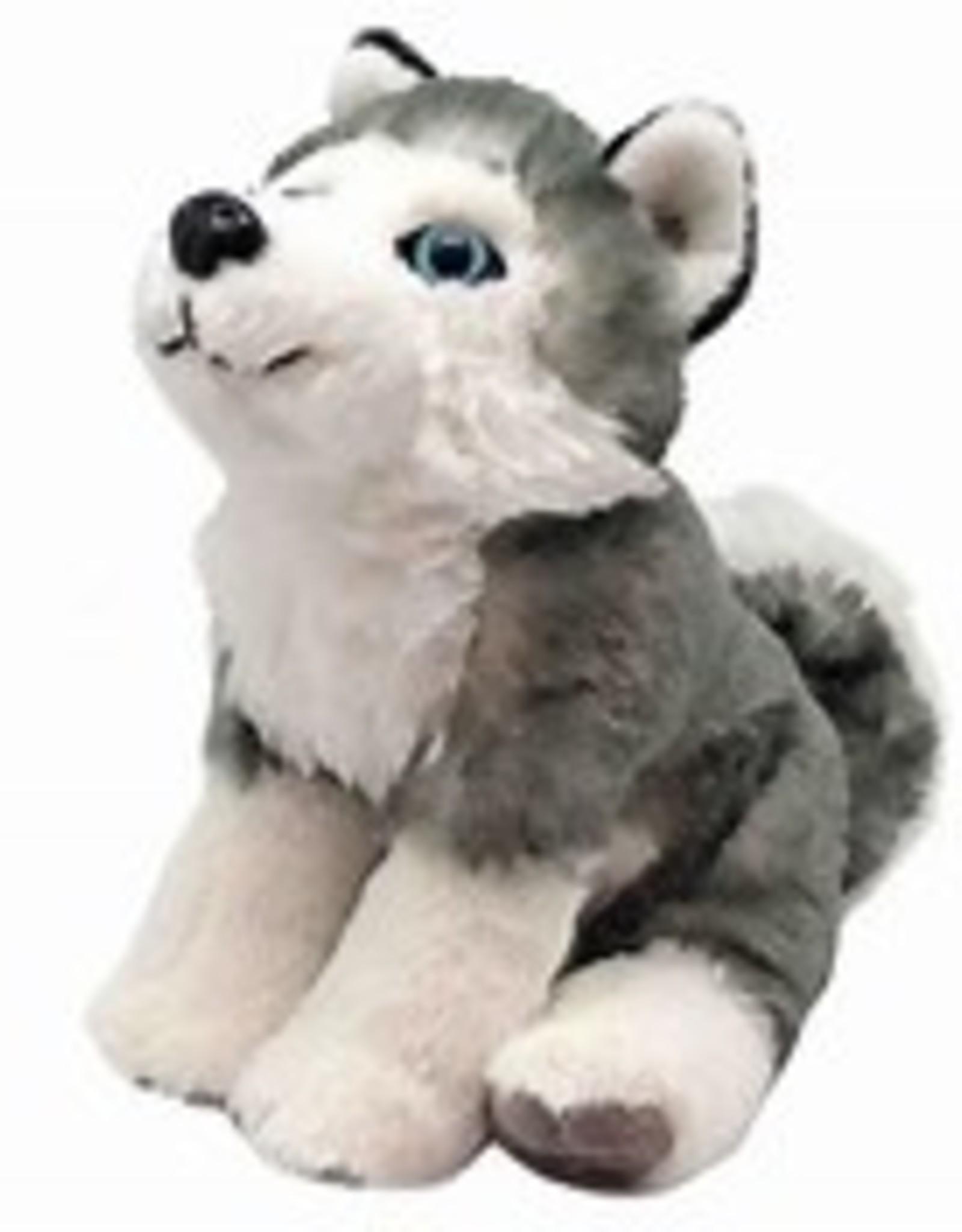 Wild Republic CK-MINI HUSKY DOG