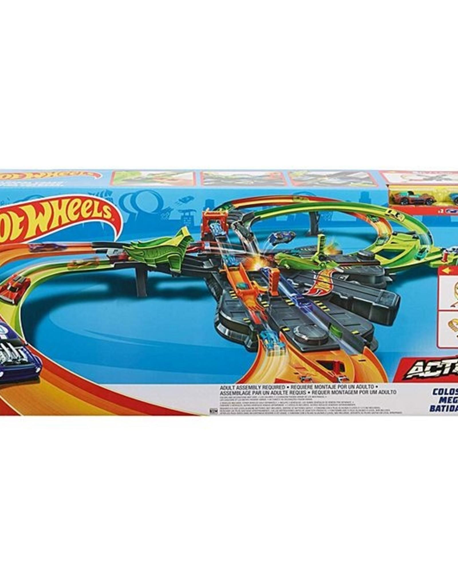 Hot Wheels Hot Wheel Colossal Crash
