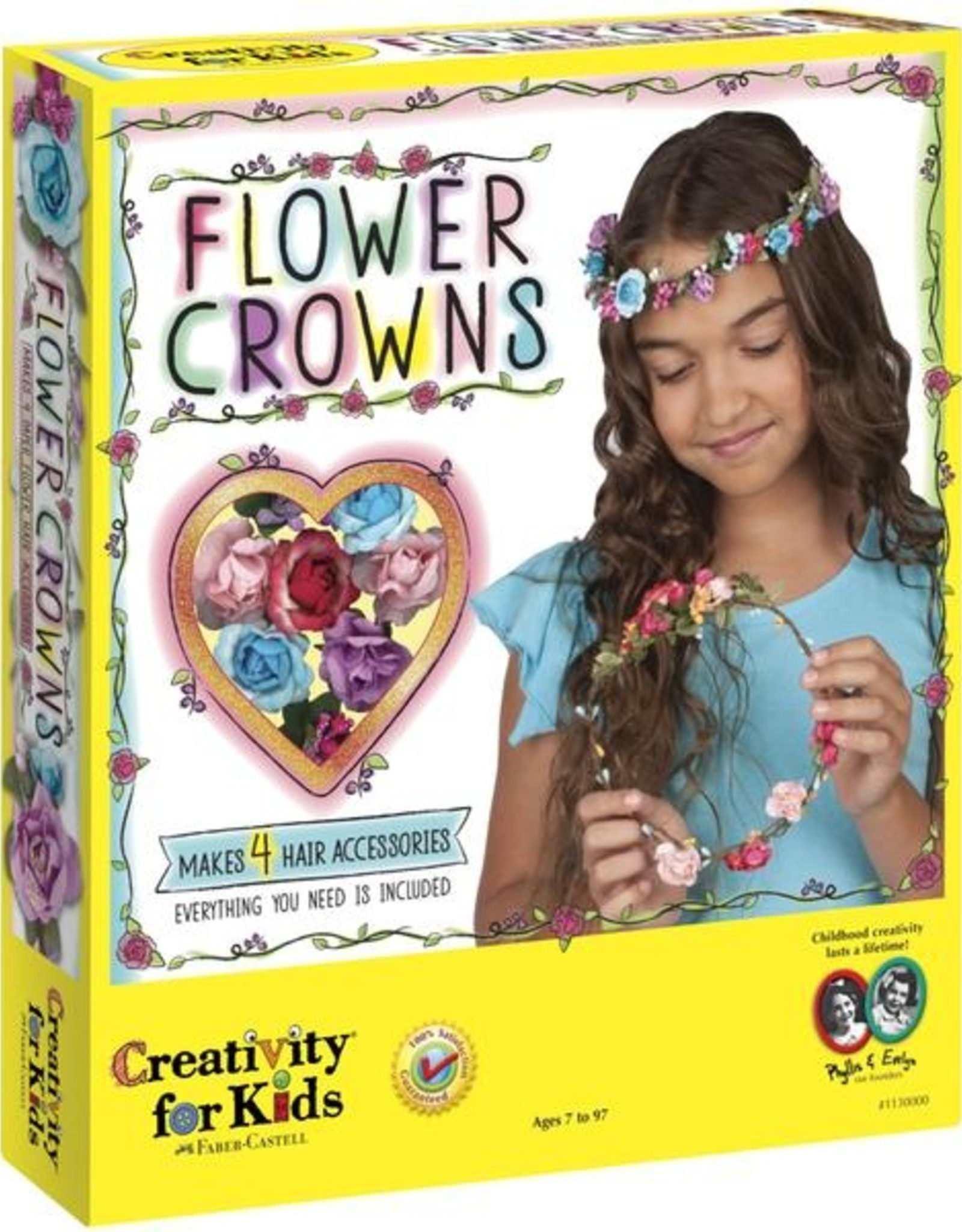 Faber-Castell Flower Crowns