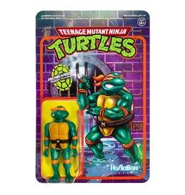 Teenage Mutant Ninja Turtles TMNT Michelangelo Reaction Figure