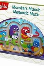 Haba Magnetic Maze: Monsters Munch