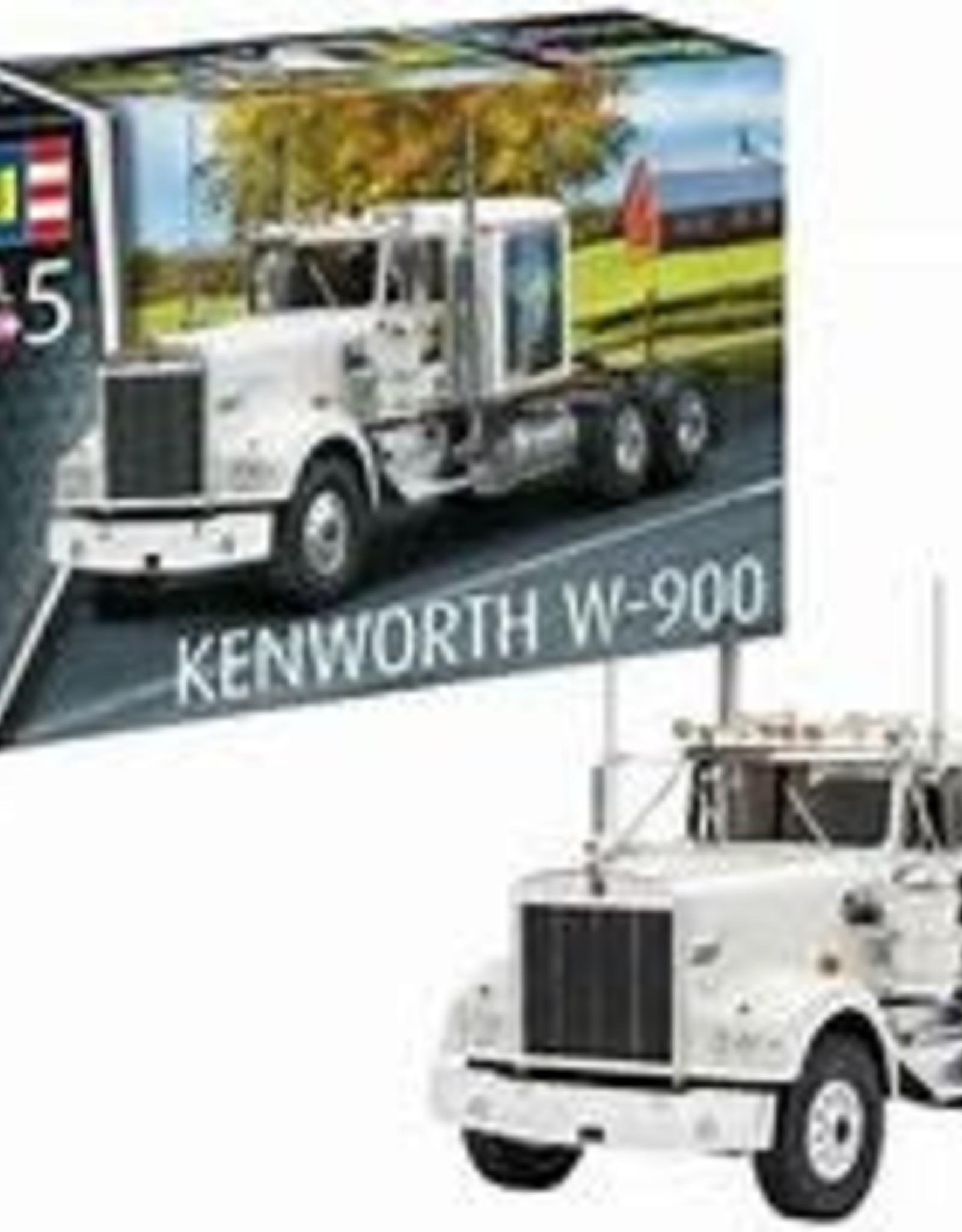 Revell Kenworth W-900