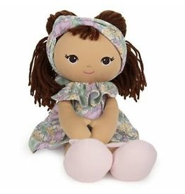 Gund Toddler Doll  in Floral Dress