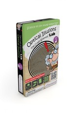 Purple Cow Crazy Scientist LAB Optical Illusions