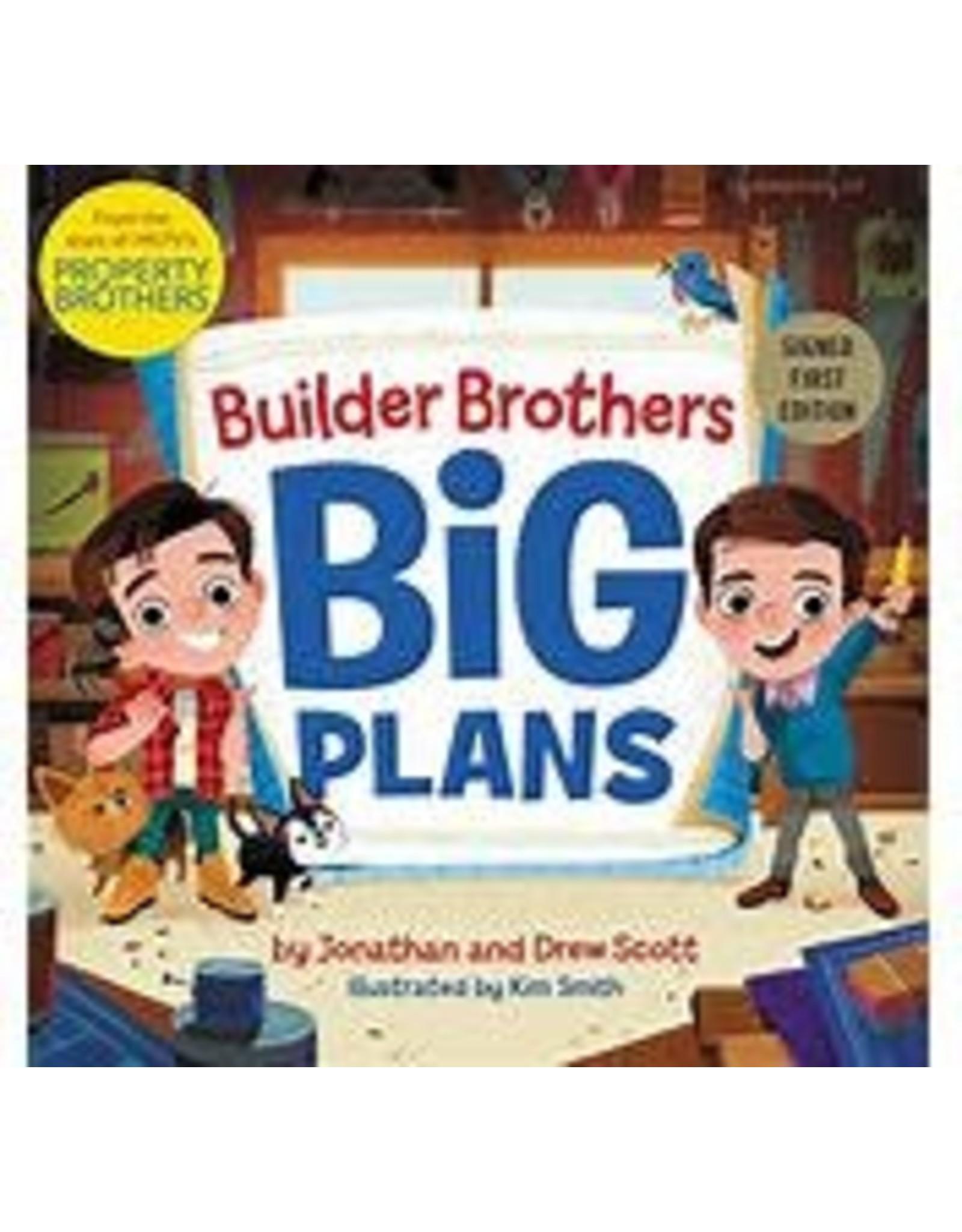 Builder Brothers Big Plans
