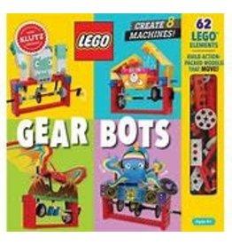 KLUTZ Lego Gear Bots
