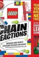 KLUTZ LEGO CHAIN REACTIONS (M)