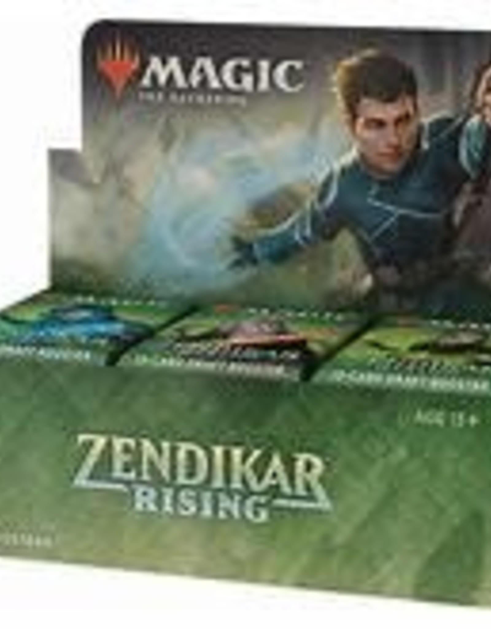 Magic the Gathering MTG Zendikar Rising