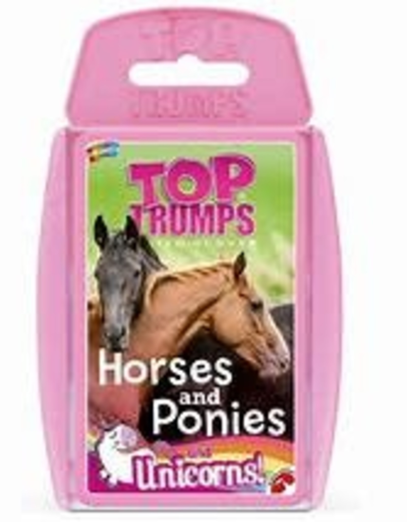 Top Trumps Horses, Ponies and Unicorns Top Trumps