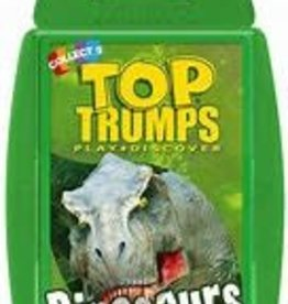 Top Trumps Dinosaurs Top Trumps