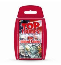 Top Trumps The United States Top Trumps