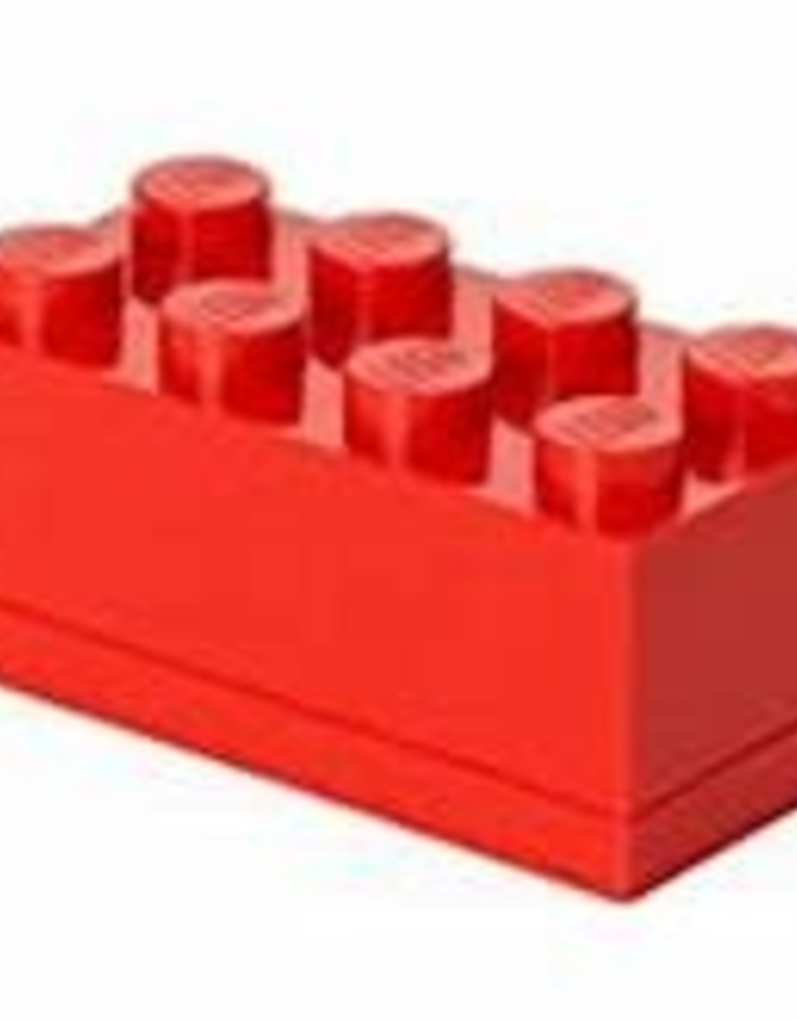 LEGO LEGO MINI BOX 8 - Red