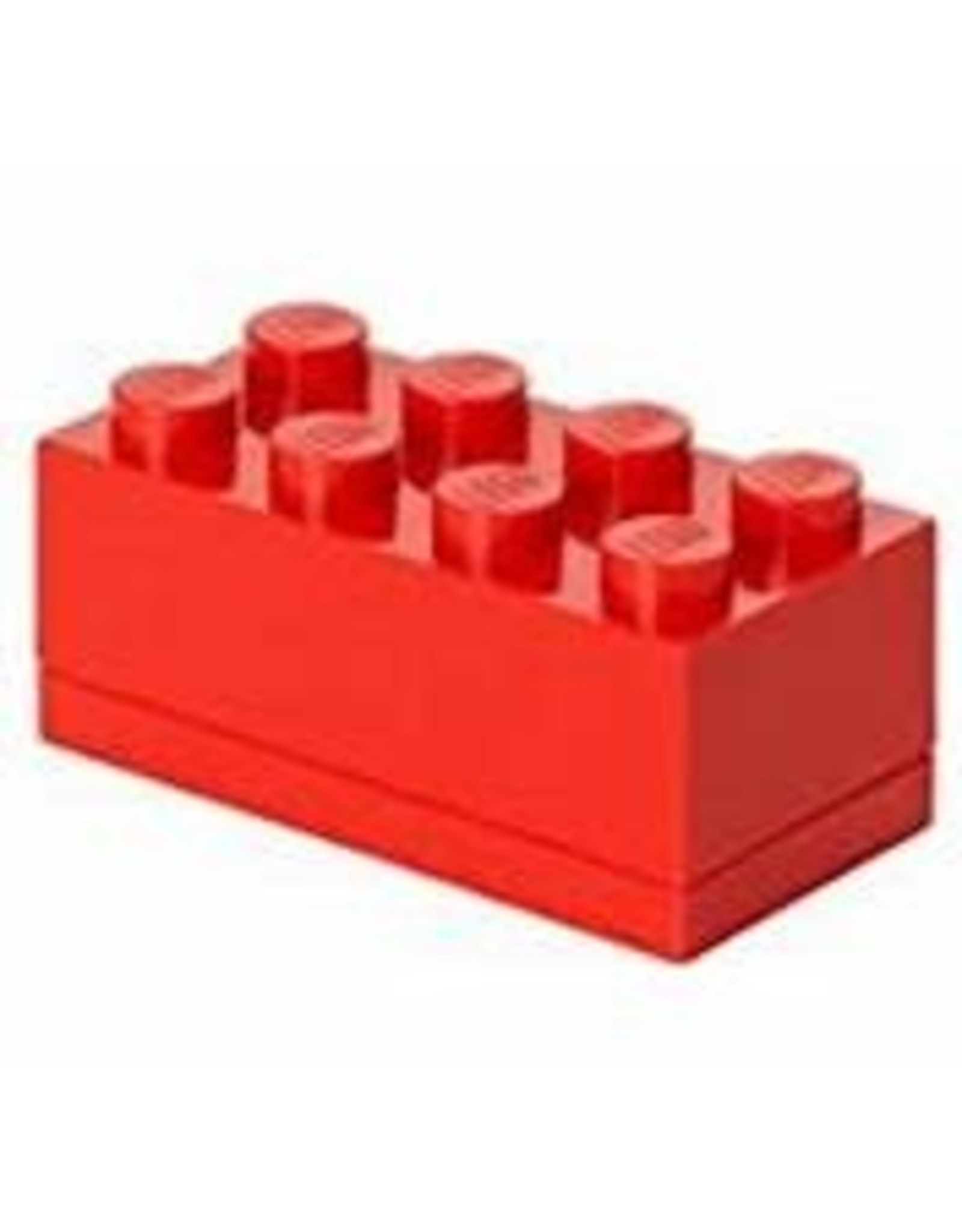 LEGO LEGO MINI BOX 8 - Red