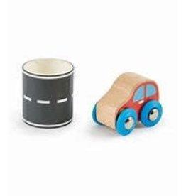 Hape Tape & Roll Car