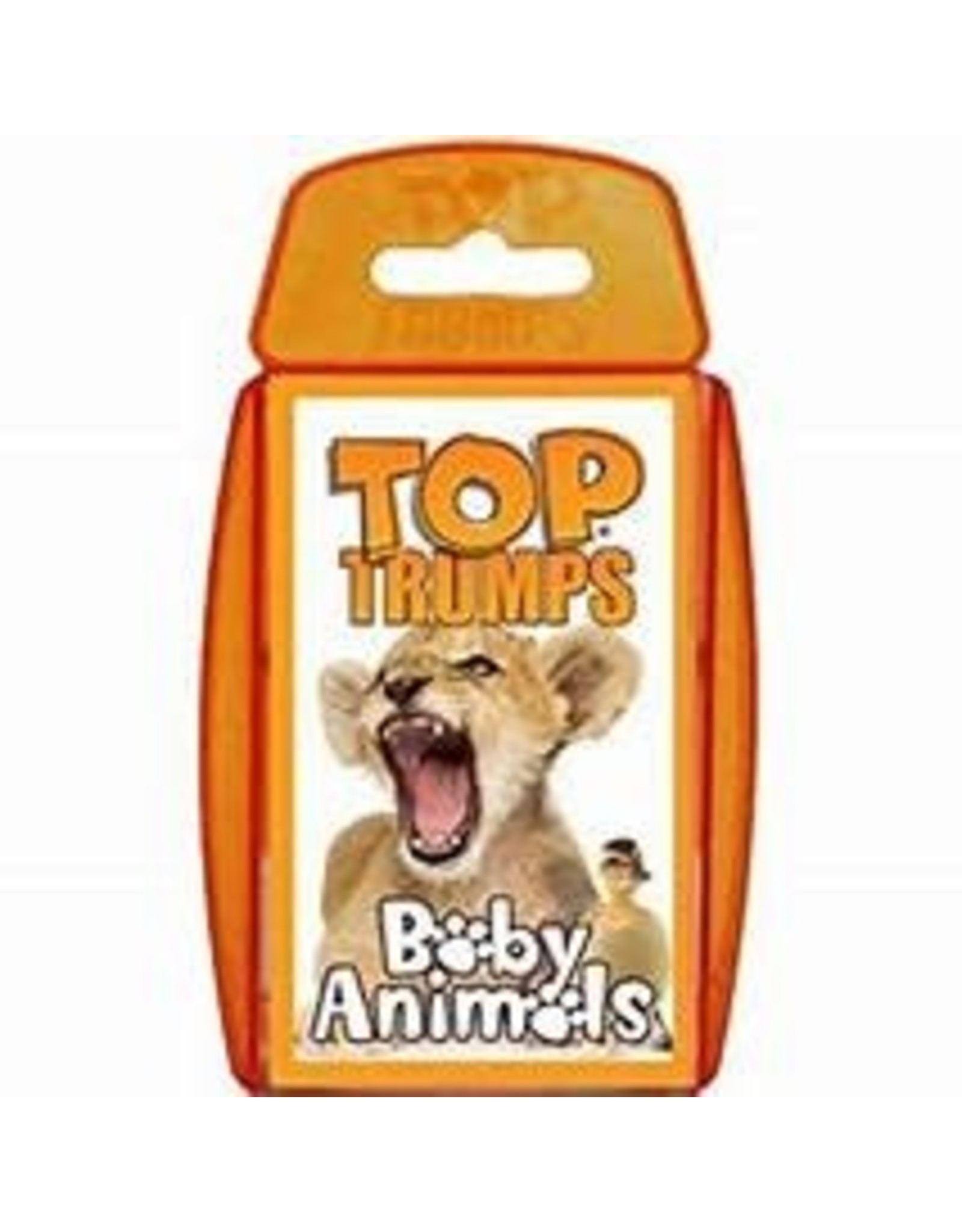 Top Trumps Baby Animals Top Trumps