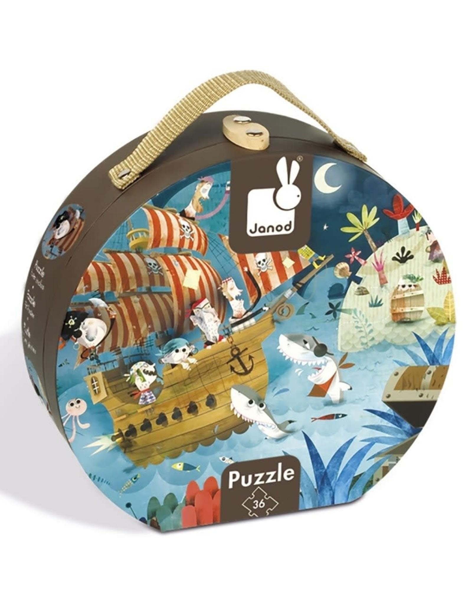 Hat Box Puzzle: Treasure Hunt