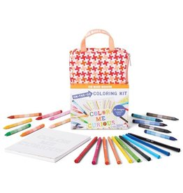 Kids Made Modern On-The-Go Coloring Kit