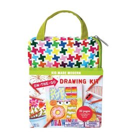 Kids Made Modern On-The-Go Drawing Kit