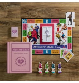 WS Games Mystery Date Bookshelf Edition