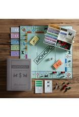 WS Games Monopoly Vintage Bookshelf Edition