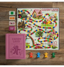 WS Games Candy Land Bookshelf Edition
