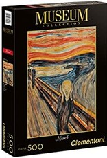 "Clementoni Puzzles Munch-""The Scream"", 1000 pc puzzle"
