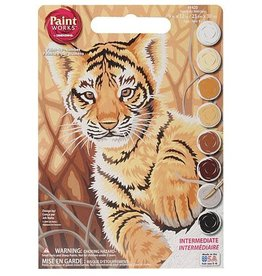 Paint Works Tiger Cub