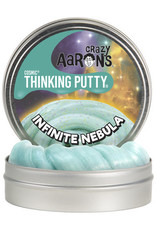 "Crazy Aaron Infinite Nebula Cosmic 4"" Tin plus Glow Charger"