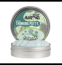 """Crazy Aaron Foxfire Phantom 4"""" Tin plus Glow Charger"""