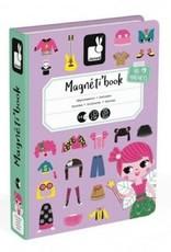 JURA Toys GIRL'S COSTUMES MAGNETI'BOOK