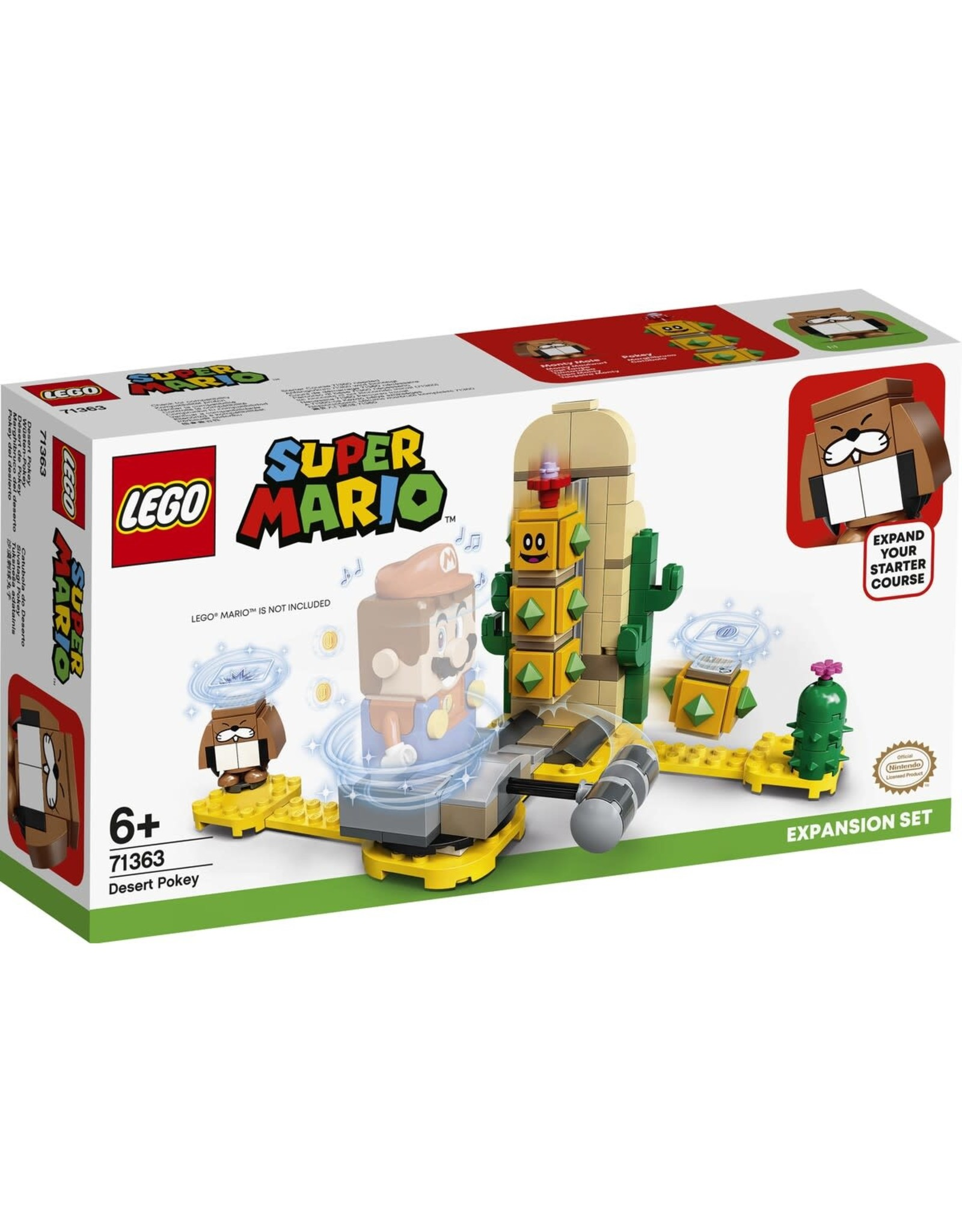 LEGO Desert Pokey Expansion Set