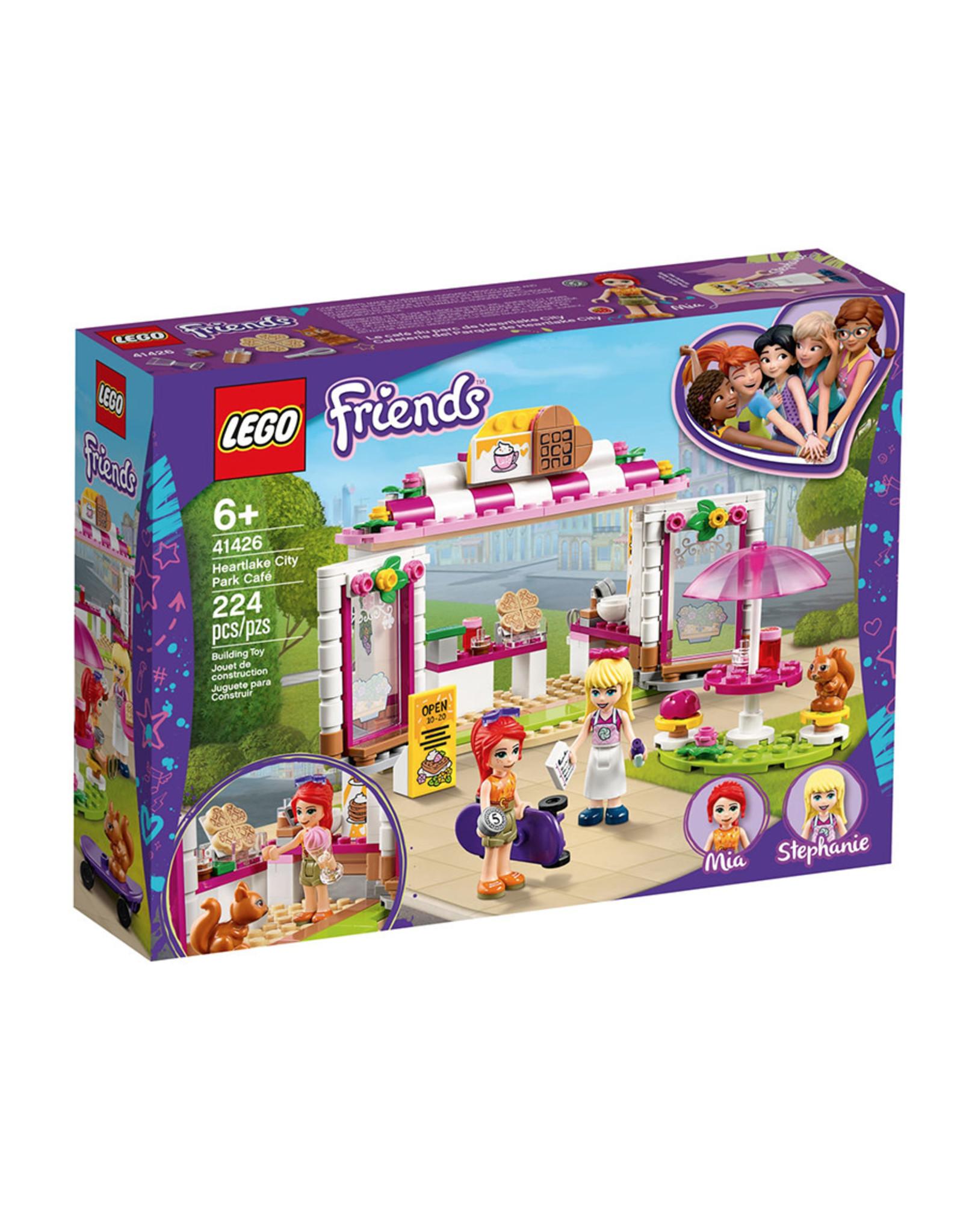 LEGO Heartlake City Park Cafe