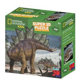 Goliath Nat Geo 3D Stegosaurus