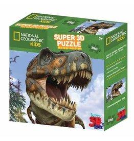Goliath Nat Geo 3D Tyrannosaurus Rex