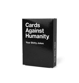 Cards Against Humanity Cards Against Humanity: Your SH2%$Ty Jokes