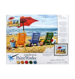 Paint Works Beach Chair Trio