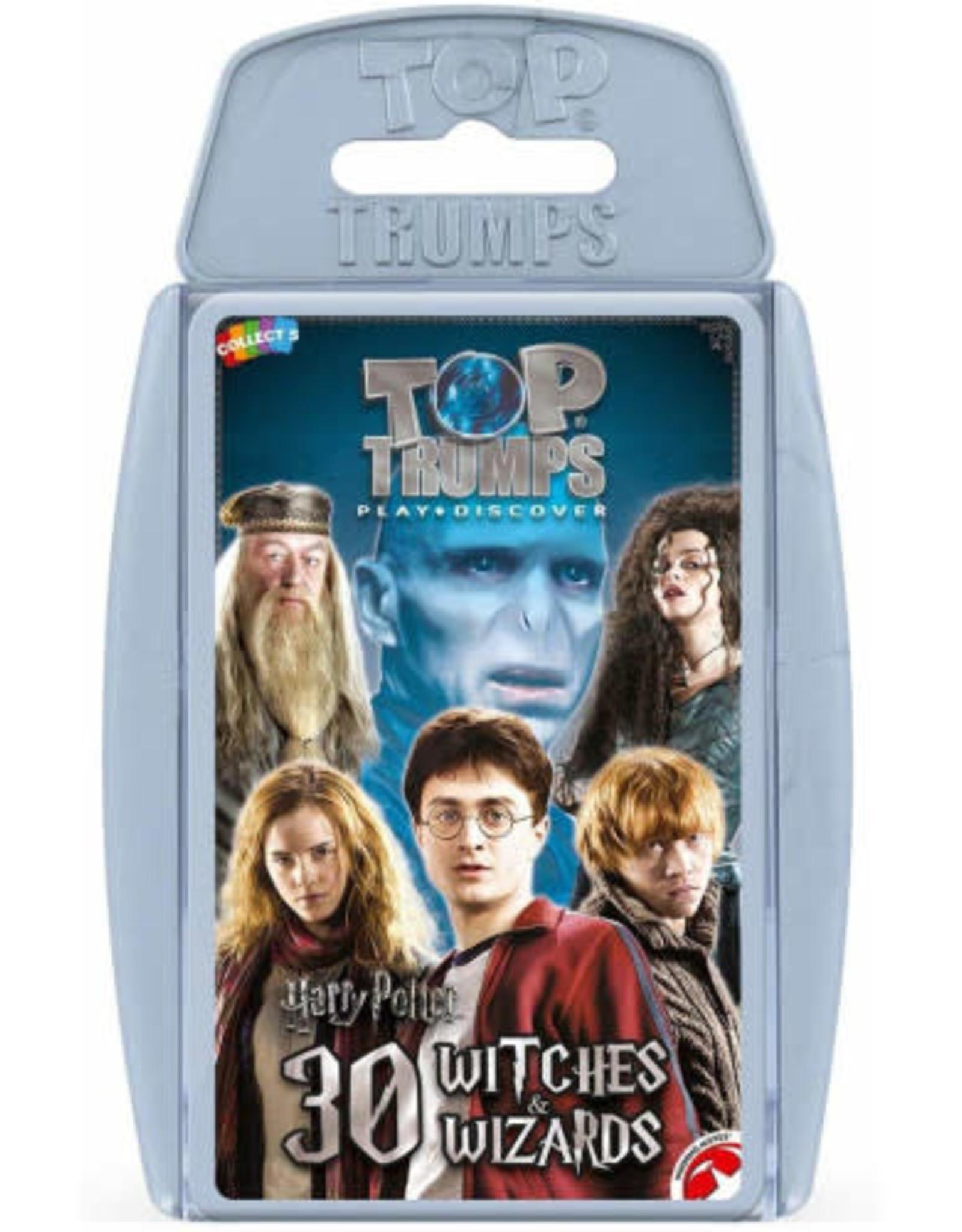 Top Trumps Harry Potter Wizards Top Trumps