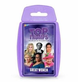 Top Trumps Great Women Top Trumps
