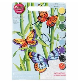 Paint Works Butterflies & Bamboo