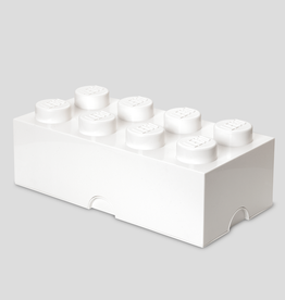 LEGO Lego Storage Brick White
