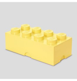 LEGO Lego Storage Brick Cool Yellow