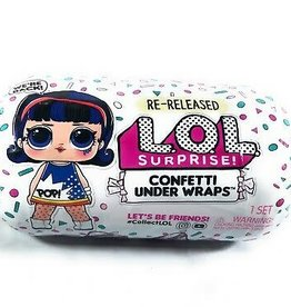 LOL Surprise LOL Surprise Confetti Under Wraps