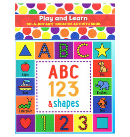 Do A Dot PLAY AND LEARN ABC NUMBERS & SHAPES