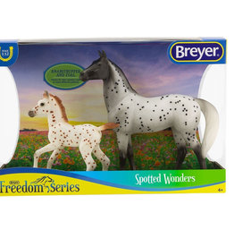 Breyer Spotted Wonders - NEW