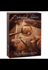 Asmodee Sherlock Holmes: The Thames Murders & Ot