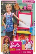 Barbie Barbie Art Teacher Doll