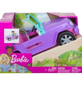 Barbie Barbie Jeep