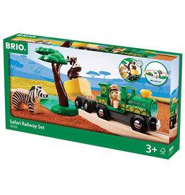 BRIO Safari Starter Set